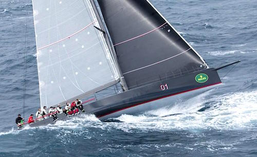 'Ichi Ban' drives south in this year's Sydney Hobart
