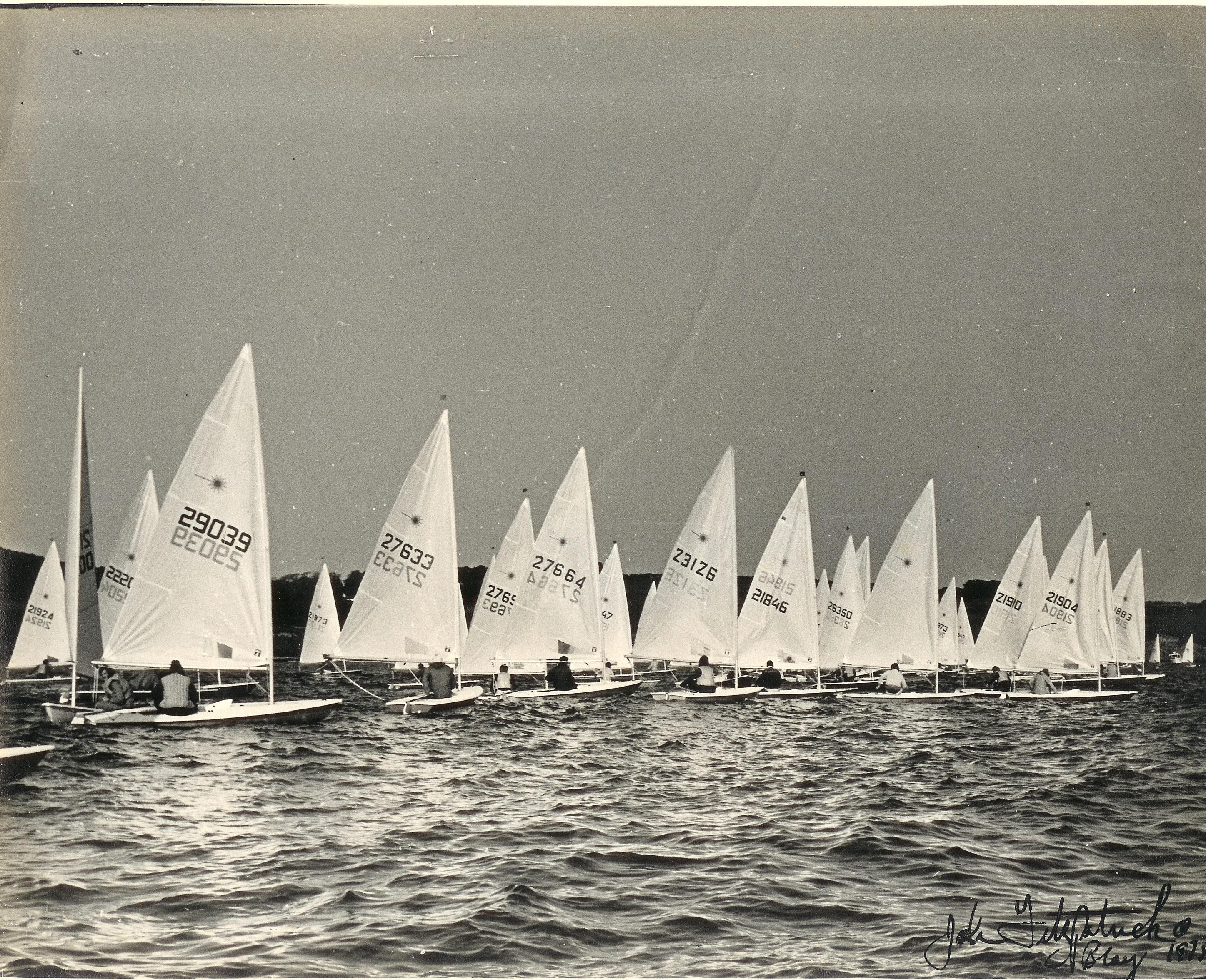 Laser Nationals 1975