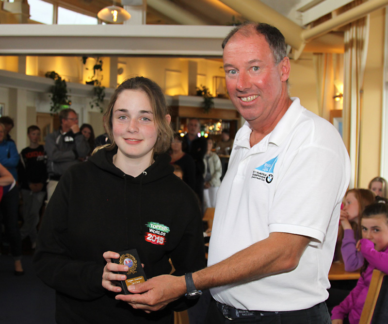 2nd U14 - Juliette Nyhan (RCYC)