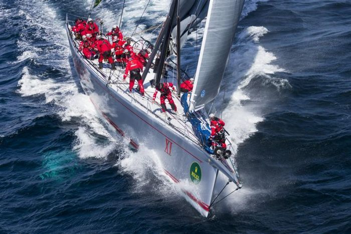 Wild Oats XI skipper Mark Richards said the latest forecast sets up a text-book Sydney to Hobart race