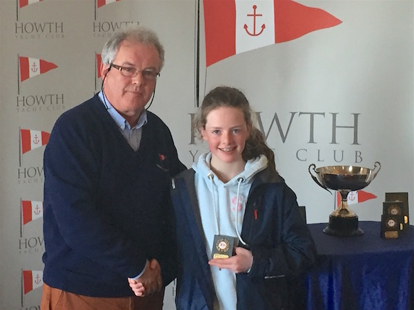 Iseult Hogan (RStGYC) – 3rd Junior Fleet