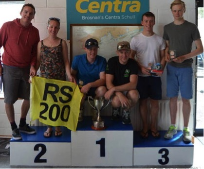 The RS200 Prizegiving
