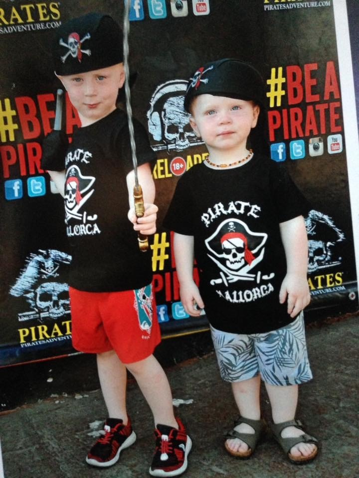 Los Pirates in Majorca
