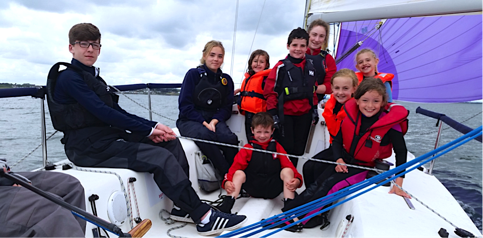 Summer Junior Sailing Courses