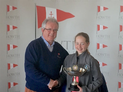 Three race wins secure Brassed Off Cup victory for Alana Coakley