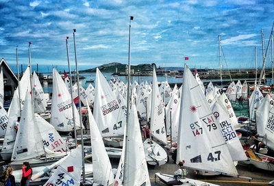 All welcome for the HYC Dinghy Regatta on August 28th