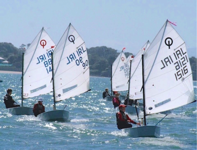 Sunday afternoon sailing for Regatta and Transition sailors starts on 7th May