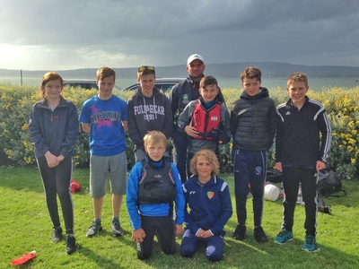 HYC successes at Optimist Ulsters