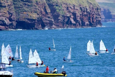 HYC sailors excel at Optimist Connacht Championships
