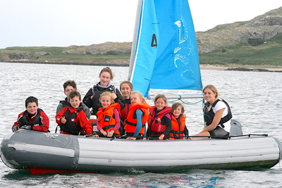 Apply now to be a HYC Sailing Instructor in 2018