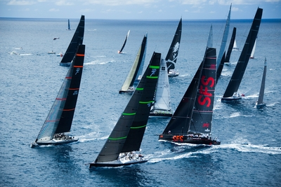 Weather gods shine on Howth teams for Caribbean 600