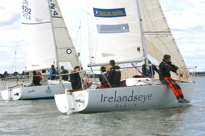 Refine your keelboat racing skills in time for the upcoming season