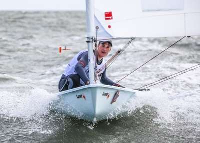 HYC Sailors take podium positions at Volvo Irish Youth Pathway National Championships