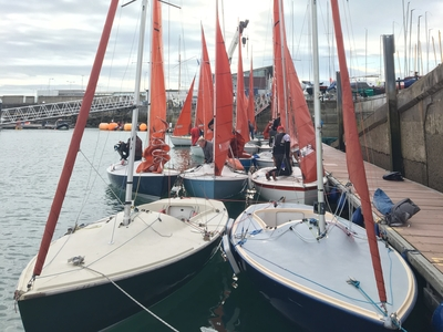 Howth Squibs Travel to National Squib Irish Championship