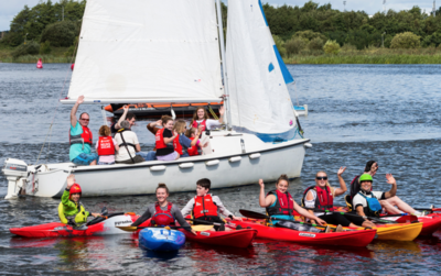 2018 Watersport Inclusion Games - a huge success