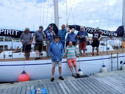 Romeos in the Rias - Voyage on Spirit of Oysterhaven