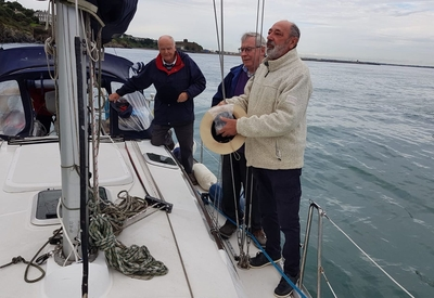 The Cruising Group remember David Appleyard