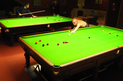 Wednesday night snooker returns