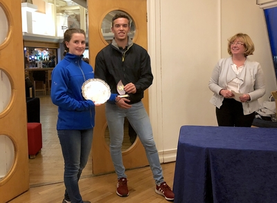 Claremont Series Prize-giving