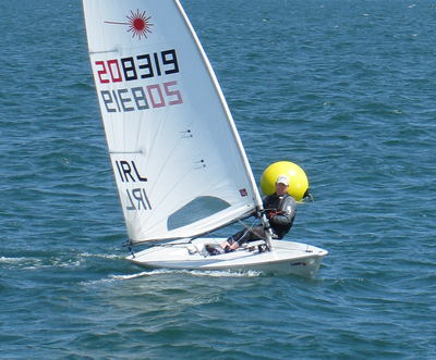 Quinn and Craig take Laser Masters Nationals titles