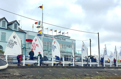 Optimist Ulsters Regional Championships at Skerries Sailing Club