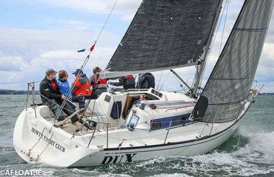 Howth boats reign supreme at the ICRAs