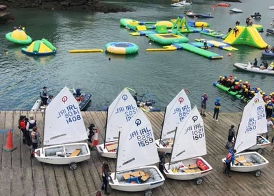 Report from the Optimist Munster Championships