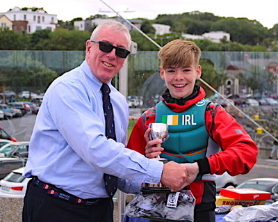 Rescheduled Dinghy Regatta proves to be a winner