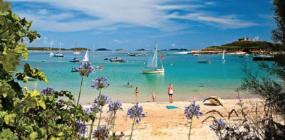Brian Lennon's Cruise to Scilly