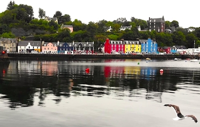 Tobermory Third Time Lucky!