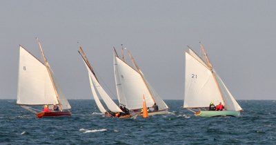 HYC Returns to Sailing from Tomorrow