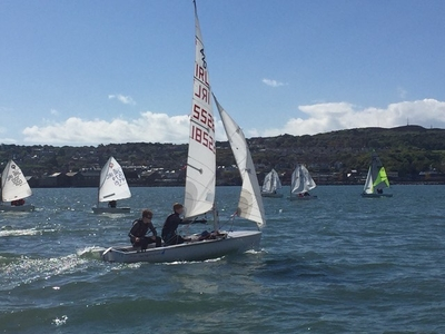 Supervised Sailing Returns for our Junior Members