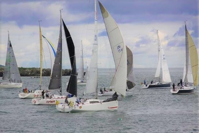 AQUA Double Handed Race with Club J80 Charters Available