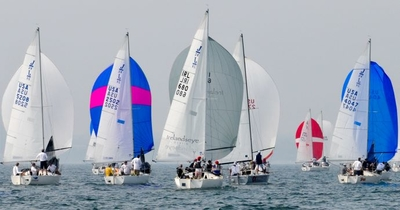 K25 Club  Keelboat Team Back on Track and Recruiting