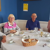 125 year Cruising Lunch In Dunlaoghaire