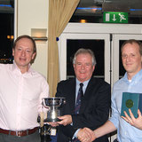 The 'Big Picture's' Evan brothers collect the 'Solas Trophy'