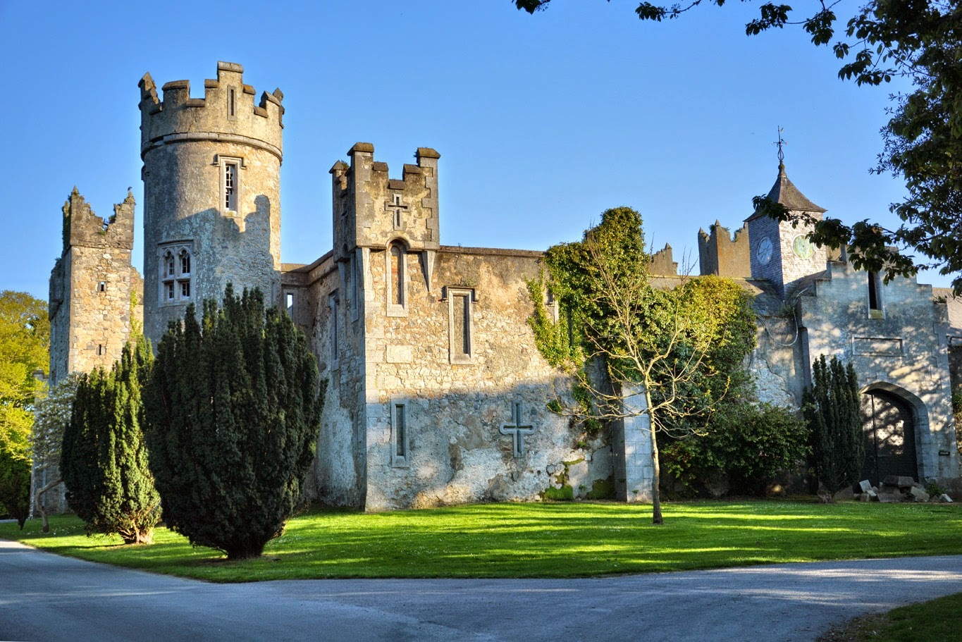 Architect Howth Castle Hyc Ie