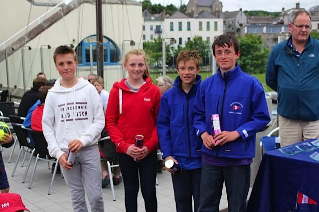 HYC Team 1: Jamie, Eve, Dylan and Max