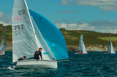 HYC's Neil Spain & Shane Hughes win RS200 Nationals