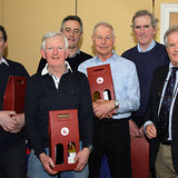 The Laser Frostbites Race Management Team (including 3 National Race Officers) John Doran Harry Gallagher Richard Kissane Davy Jones Neil Murphy with Vice Commodore Berchmans Gannon 6360.jpg